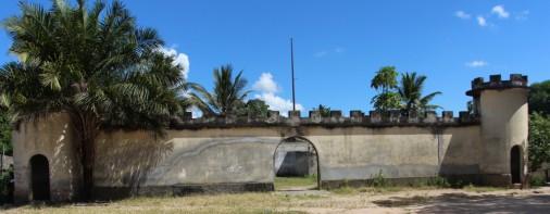 The abondoned prison