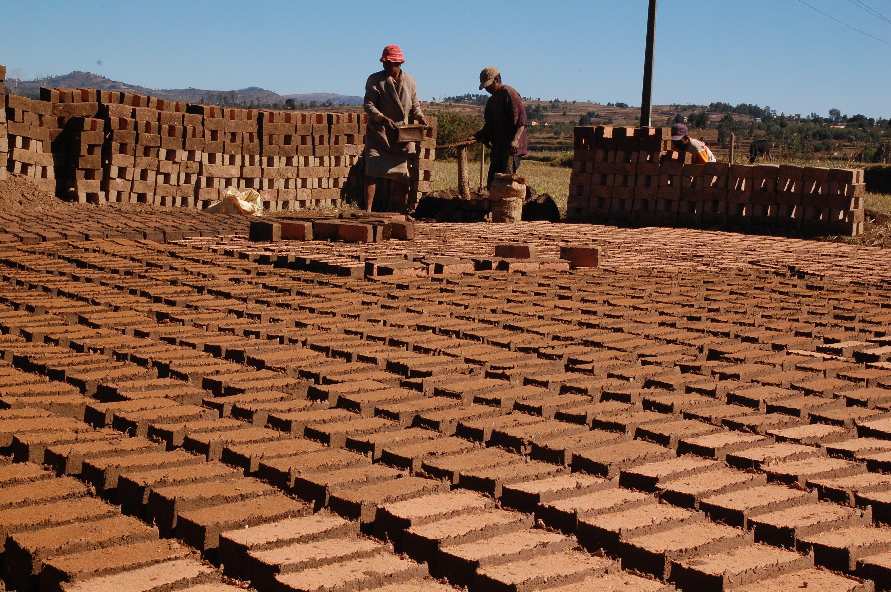 Brick kiln